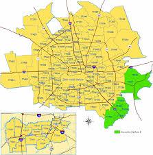 map houston harris county city of houston and harris county evacuation zones zip code maps