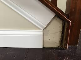 staircase molding window cutting corners chair rail up and down