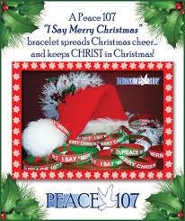 peace 107 i say merry bracelets are here peace 107 7