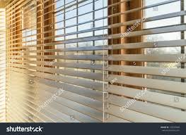 blinds home catching sunlight stock photo 178257848 shutterstock