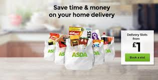 online food shopping asda groceries