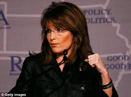 sarah palin hairstyle letting her hair down sarah palin ditches the up do and steals