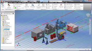 factory layout design autocad help