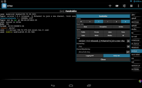 android irc the android irc chat android apps on