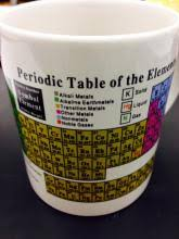 Periodic Table Mug Show Off Your Chemistry Swag Chemical Education Xchange