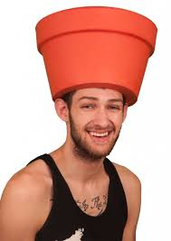 Mens Halloween Costume Ideas Simple Costume Ideas Funny Pot Head Hat Costume Adults