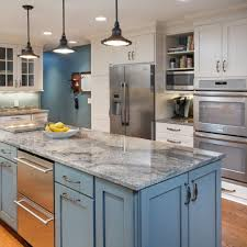 kitchens with different colored islands island different color kitchen island
