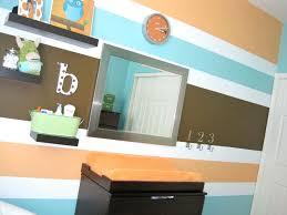 how to paint horizontal stripes on a wall ideas e2 80 94 homevil