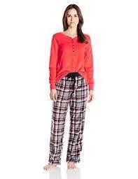 del rossa women u0027s classic satin pajama set long pjs xl burgundy