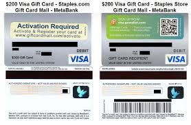 200 staples gift cards