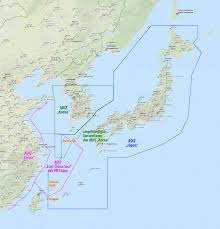South China Sea Map The Us Is Thinking About Sending China A Message In The South