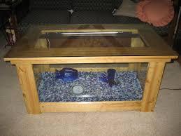 coffee table popular fish tank coffee table ideas aquarium coffee