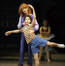 billy elliot u0027 makes the leap to broadway npr