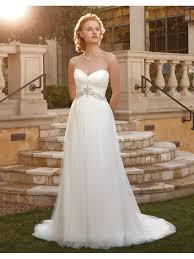 robe empire mariage de mariee pas cher empire