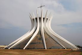 cathedral of brasilia someone has built it before
