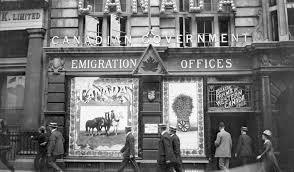 bureau d immigration archivée le bureau canadien de l immigration à londres