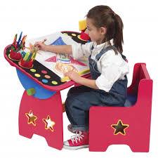 posh two re as wells as of kids art desk in art desk 381094