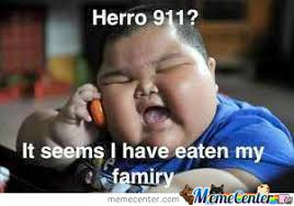 Fat Asian Kid Meme - some more fat asian kid d by ukiri2 meme center