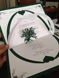 3d wedding invitations 3d wedding invites pop up occasions