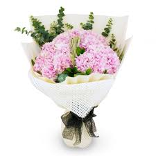 hydrangea bouquet florist kl malaysia delivering fresh flowers everyday online