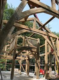 oak frame house uk supplying international timber frames