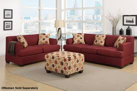Red Sofa Sets by Montreal Red Fabric Sofa And Loveseat Set Steal A Sofa Furniture