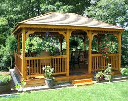 Gazebos For Patios Reward Backyard Gazebos Creations Gazebo Reviews Ideas Cabanas