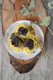 blogs recettes cuisine pâtes à la truffe fraiche recette tangerine zest