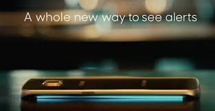 galaxy edge lighting launches two new galaxy s6 edge ads to try and make us