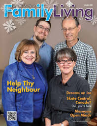 Past Issues  Ottawa Family Living Magazine
