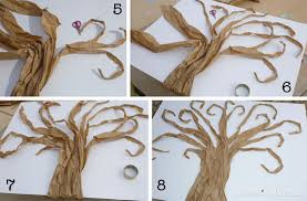 thankful tree tutorial onecreativemommy