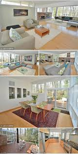 mid century modern floor plans home design hollin hills mid century modern ranch house plans
