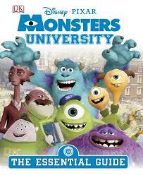 monsters university essential guide disney wiki fandom