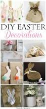 best 25 diy easter decorations ideas on pinterest easter