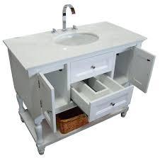 Bathroom Vanities 42 Bathroom 42 Inch Bathroom Vanity Combo On Bathroom With Regard To