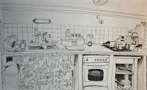 je dessine ma cuisine joana dhombres page 2 joana dhombres