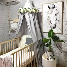 Cot Bed Canopy Best 25 White Cot Ideas On Pinterest White Cot Bed Crib