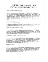 mechanical fuel injection alkydigger u2013 technical info