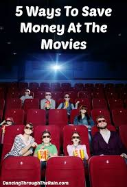 5 ways to save money at the movies jpg