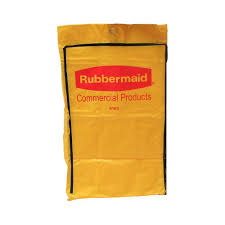 Laundry Hamper Replacement Bags by Rubbermaid Commercial Products Vinyl Replacement Bag With Zipper