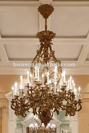 retro design hotel luxury bronze 24 lights chandelier retro design hotel ceiling