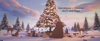 john lewis the bear u0026 the hare for christmas 2013 the