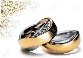 wedding design shining wedding rings for your wedding design stock photo