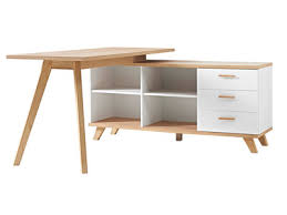 bureau angle avec rangement bureaux