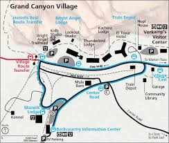 grand map lodging grand national park 5 grand hermit road