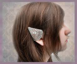 ear cuffs for sale philippines silver ear cuffs ornate filigree elven ear tip covers two