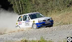 nissan micra rally car trackrod rally 2016 paddock 42