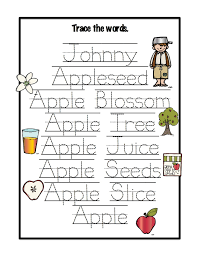 johnny appleseed worksheets worksheets for toribeedesign