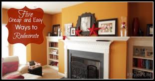 simple and cheap home decor ideas 5 cheap u0026 easy ways to redecorate your home keeping style in your