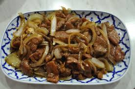 comment cuisiner basse cote boeuf sauté aux oignons l authentique recette asiatique